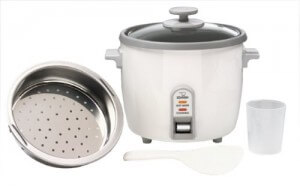 rice cookers v steamers