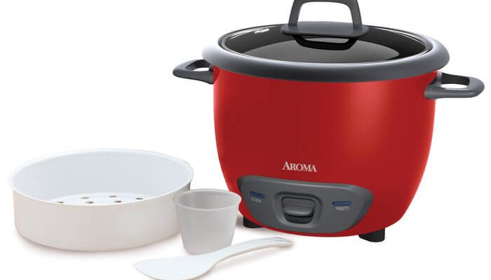 aroma rice cooker ARC-743-1NGR